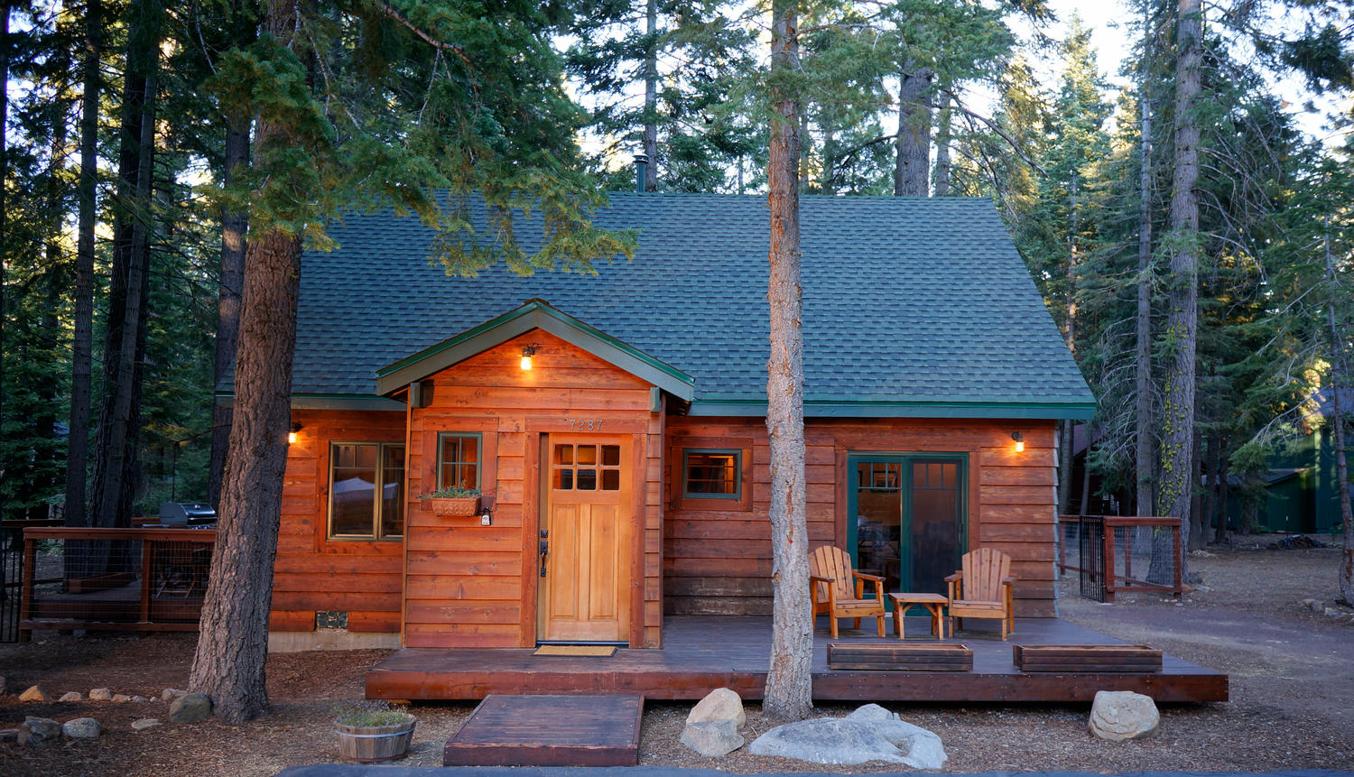lake tahoe rental west shore cozy cabin