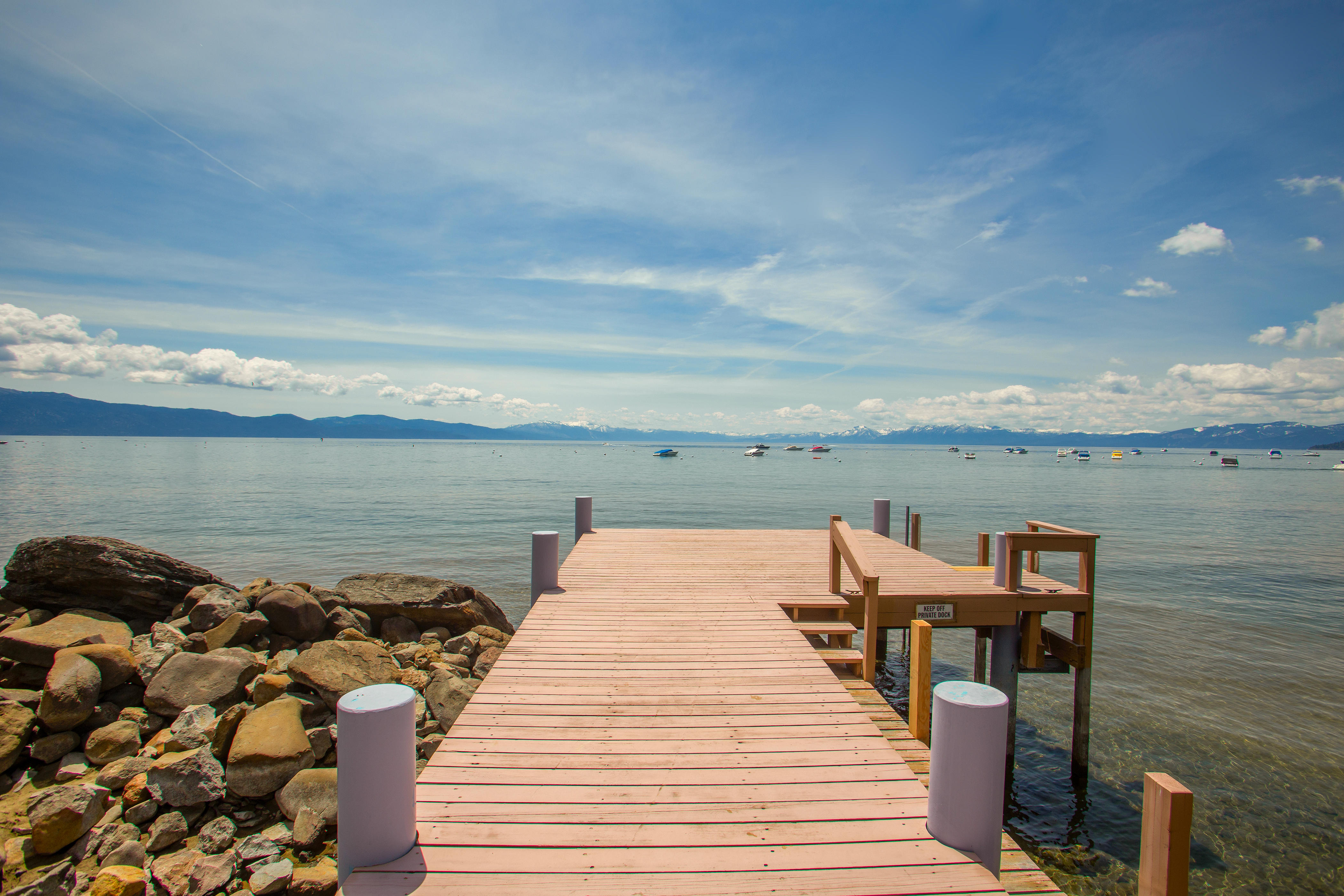 lakefront zephyr old lake rentals the tahoe rental water cove cabins cabin beachfront buoy on