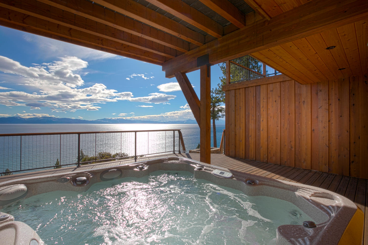 Lake Tahoe Rentals With Hot Tub Tahoe Getaways