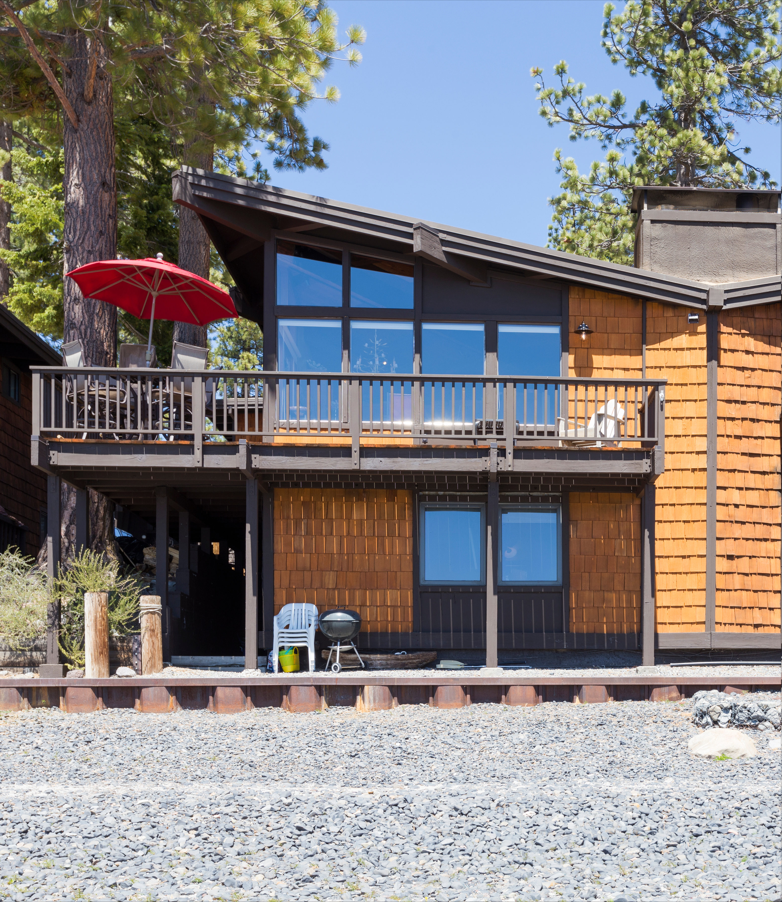 Lake Tahoe Vacation Rentals On The Water: Star Harbor Lakefront #9