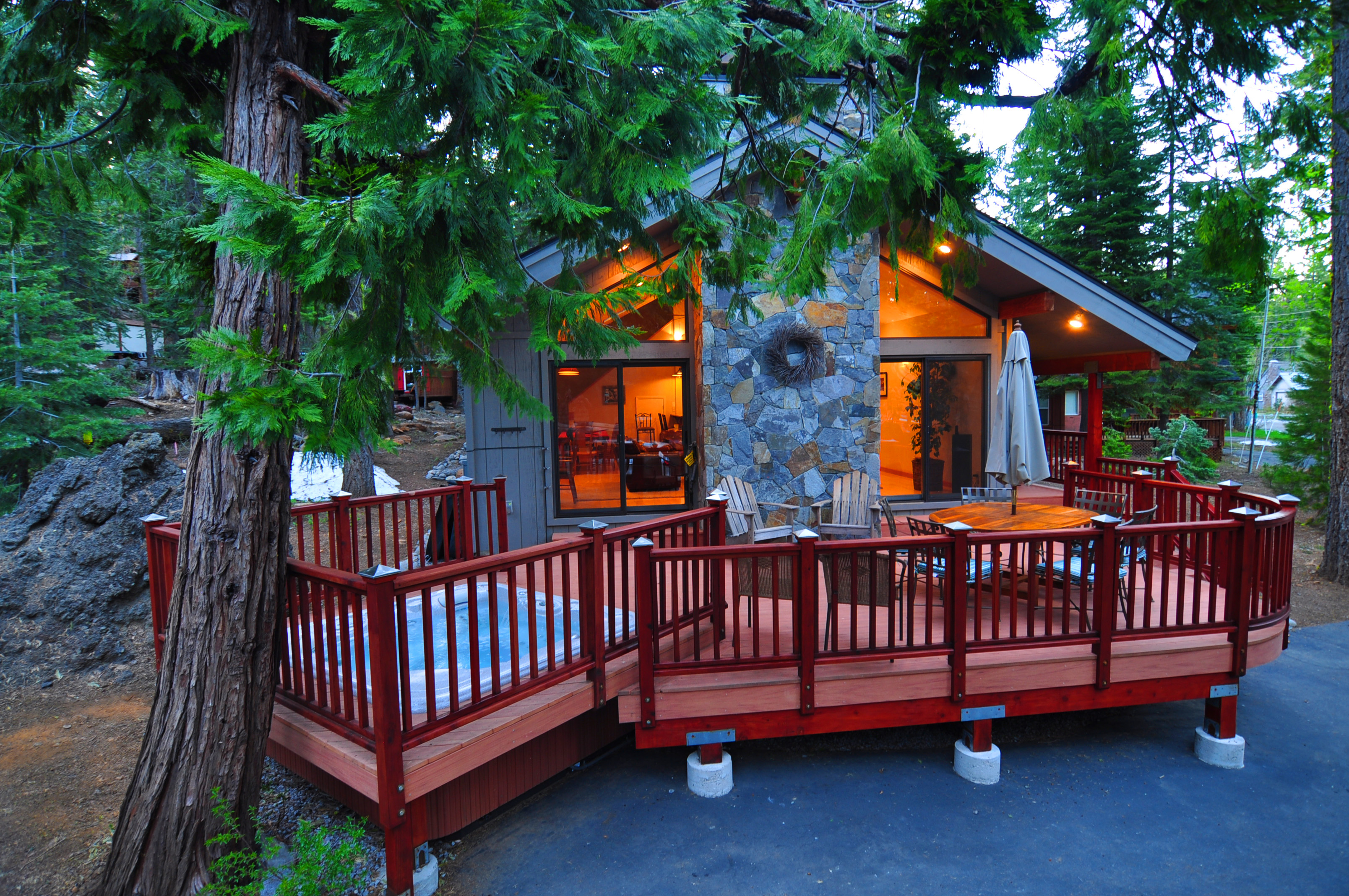 lake vacation new cabins rnr area cabin tahoe drive rentals south rental capri