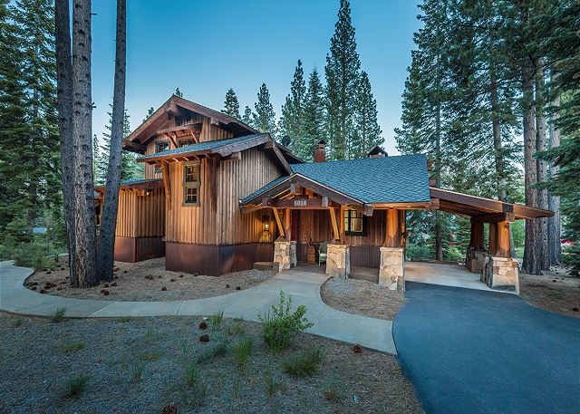 Lake Tahoe Rental Martis Camp Barn Cabin 305