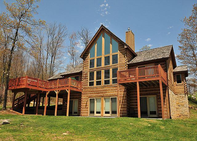 Deep Creek Lake Vacation Rental House High Skis 39 Villa