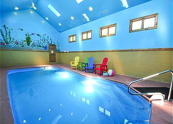 Private Pool Rentals Taylor Made Deep Creek Vacations
