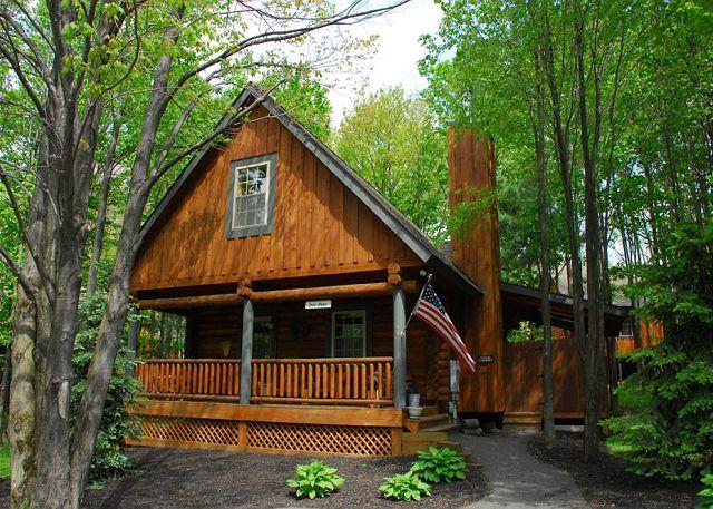 Deep Creek Lake Vacation Rental Cottage Tree Haus