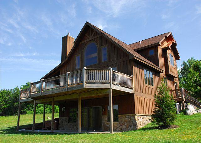 Deep Creek Lake Vacation Rental House On The Greens