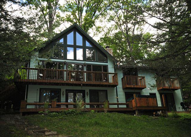 Deep Creek Lake Vacation Rental House Hiatus Taylor
