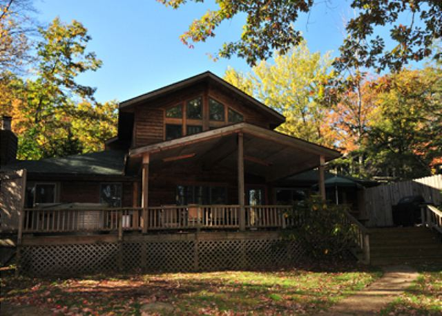 Deep Creek Lake Vacation Rental House Welcome View Point