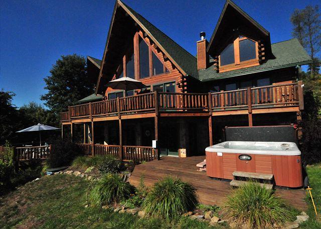 Deep Creek Lake Vacation Rental House Waltzing Moose