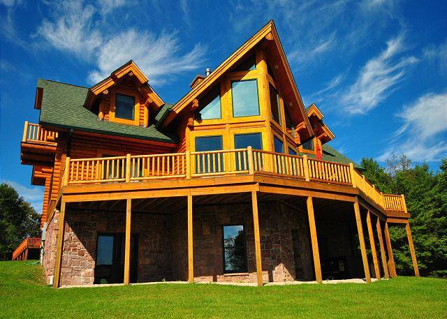 Log Mahal Taylor Made Deep Creek Vacations Amp Sales