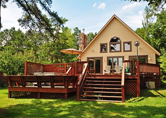 Glen haven taylor made deep creek vacations sales for Glen haven co cabin rentals
