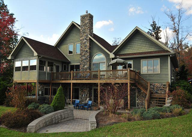 Deep Creek Lake Vacation Rental House Lakeadaisical