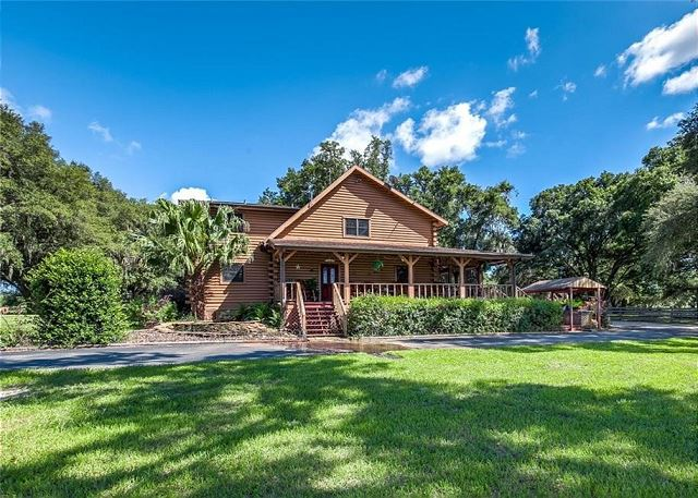 Dade City Lake Waterfront 5/5-Pool-Rustic Retreat 34745