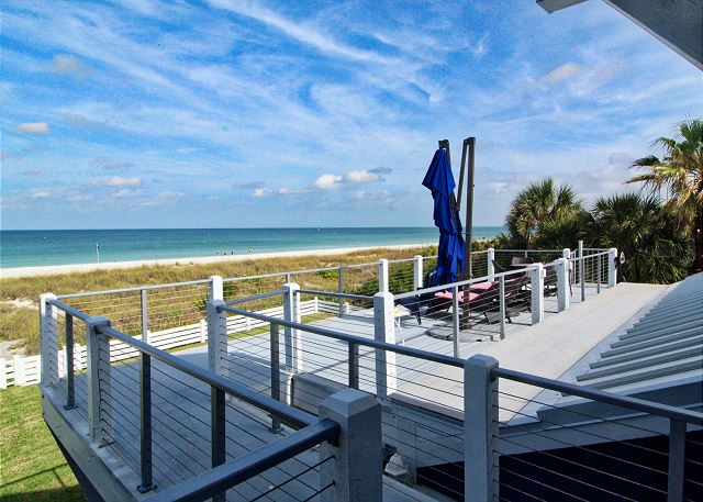 Sunset Sands Beach Pool Home Pass-A-Grille 2508