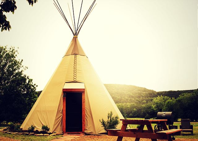 Reservation On The Guadalupe Tipi 4 Red Cloud Best