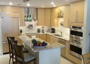 Villa 31 kitchen