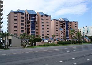 East and west buildings-Descriptive