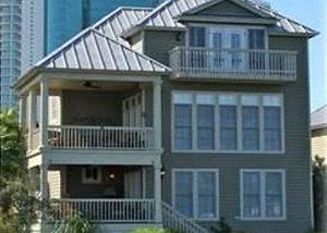 Palm Harbor house facing Cotton Bayou-Descriptive