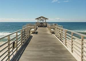 702Ft pier into the gulf-Descriptive