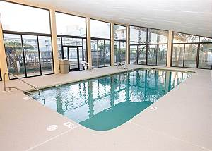Indoor pool-Descriptive