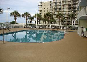 Outdoor pool-Descriptive
