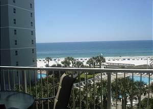 Beach front view-Descriptive