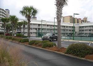 Tennis villas at Seaside-Descriptive