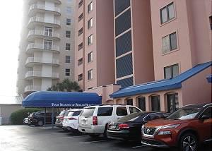 East building at Four Seasons-Descriptive