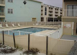 Outdoor pool-Descriptive