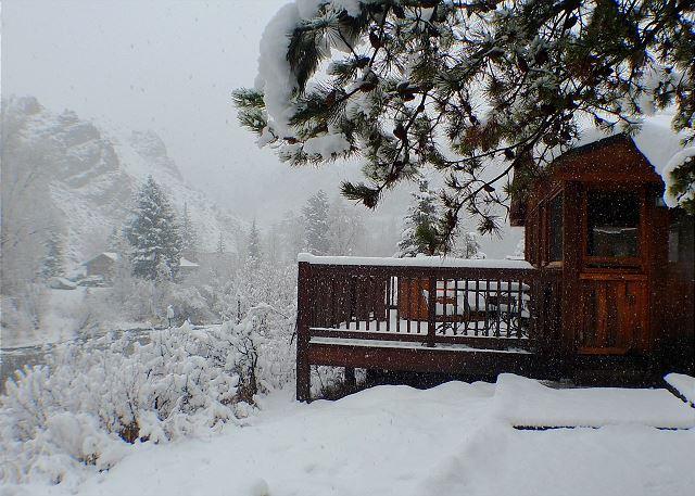 Entrance Winter