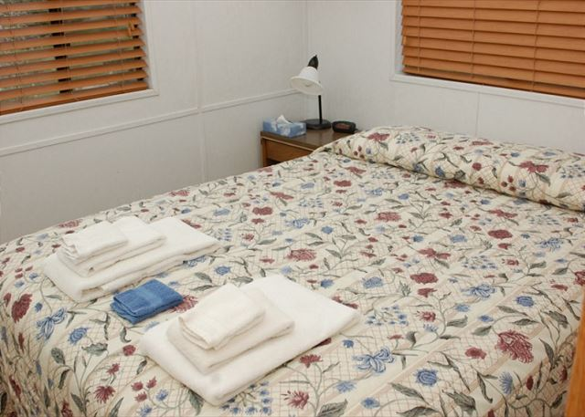 Cabin 31-38 Bed