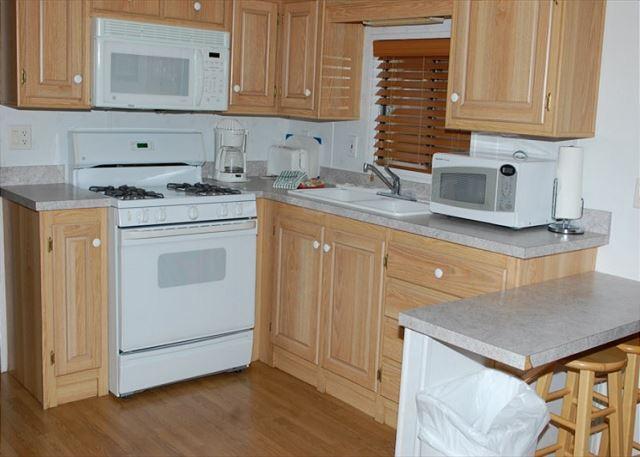Cabins 31-38 Kitchen
