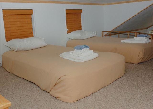 Cabins 31-38 Loft