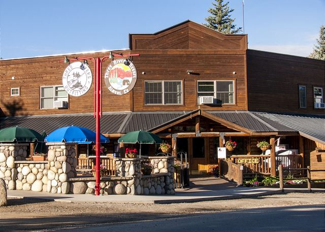 Maint Store and Lodge