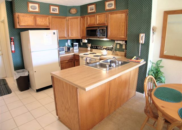 View of Kitchen at Beaver Ridge 248