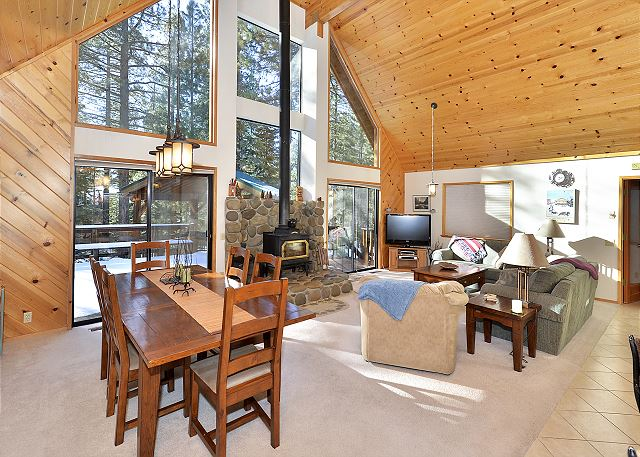 Cull's Mountain Retreat - Tahoe Donner