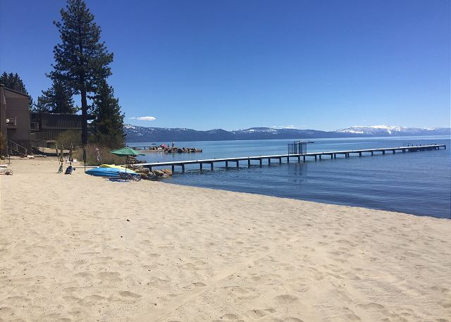 Mellen's North Lake Tahoe Side Condo