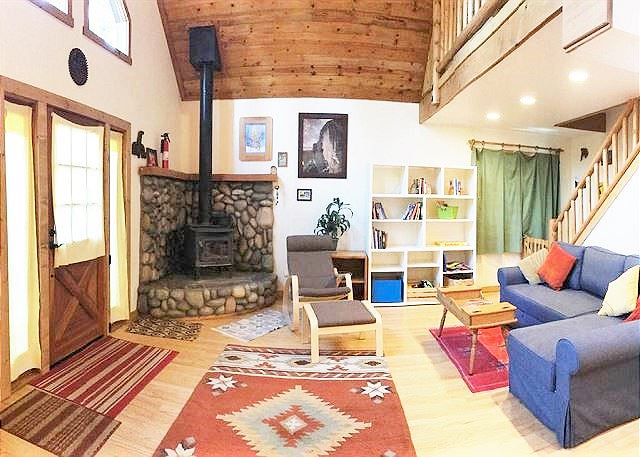 Truckee Pet Friendly Winter Ski Lease