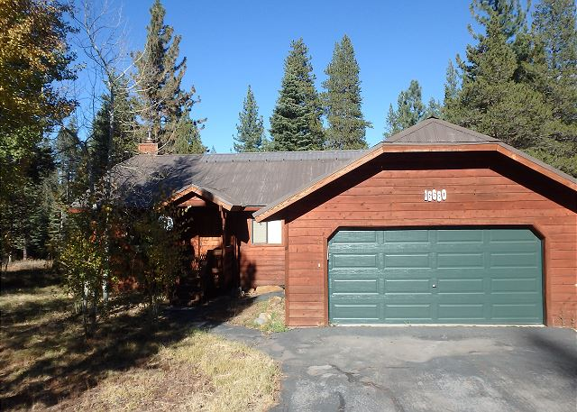 Anderson's Tahoe Donner Pet Friendly Vacation Home