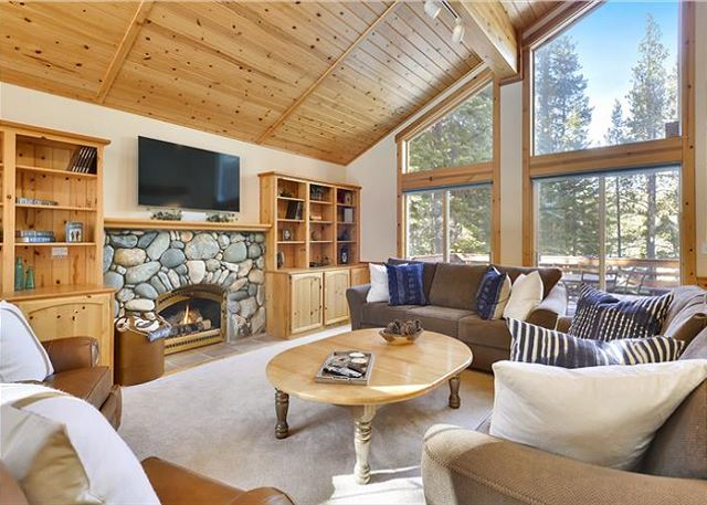 Swiss Lane Vacation Home - Truckee Tahoe Donner
