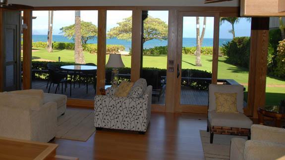 Beautiful Beachfront Living