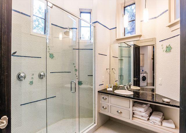 First Floor, Bunk Room Two Bathroom