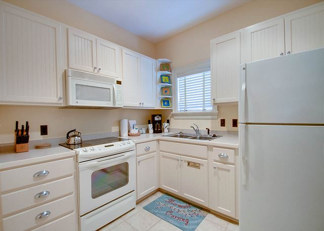 Second Floor: Carriage House Kitchen