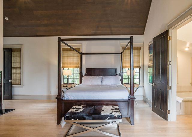 Second Floor, Master Bedroom