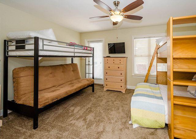Guest Bedroom, First Floor