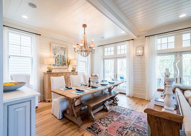 Second Floor, Dining Room