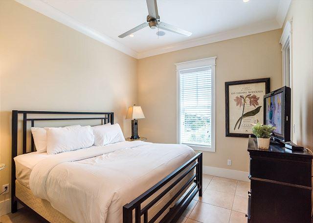 Third Floor: Bedroom