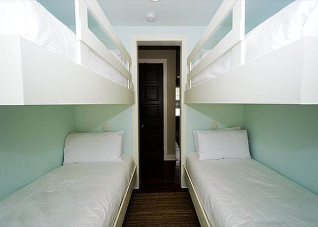 Second Floor: Bunk Room with Two Twin over Twink Bunks