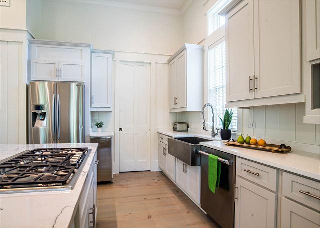 Second Floor: Kitchen