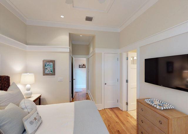 First Floor: Master Bedroom